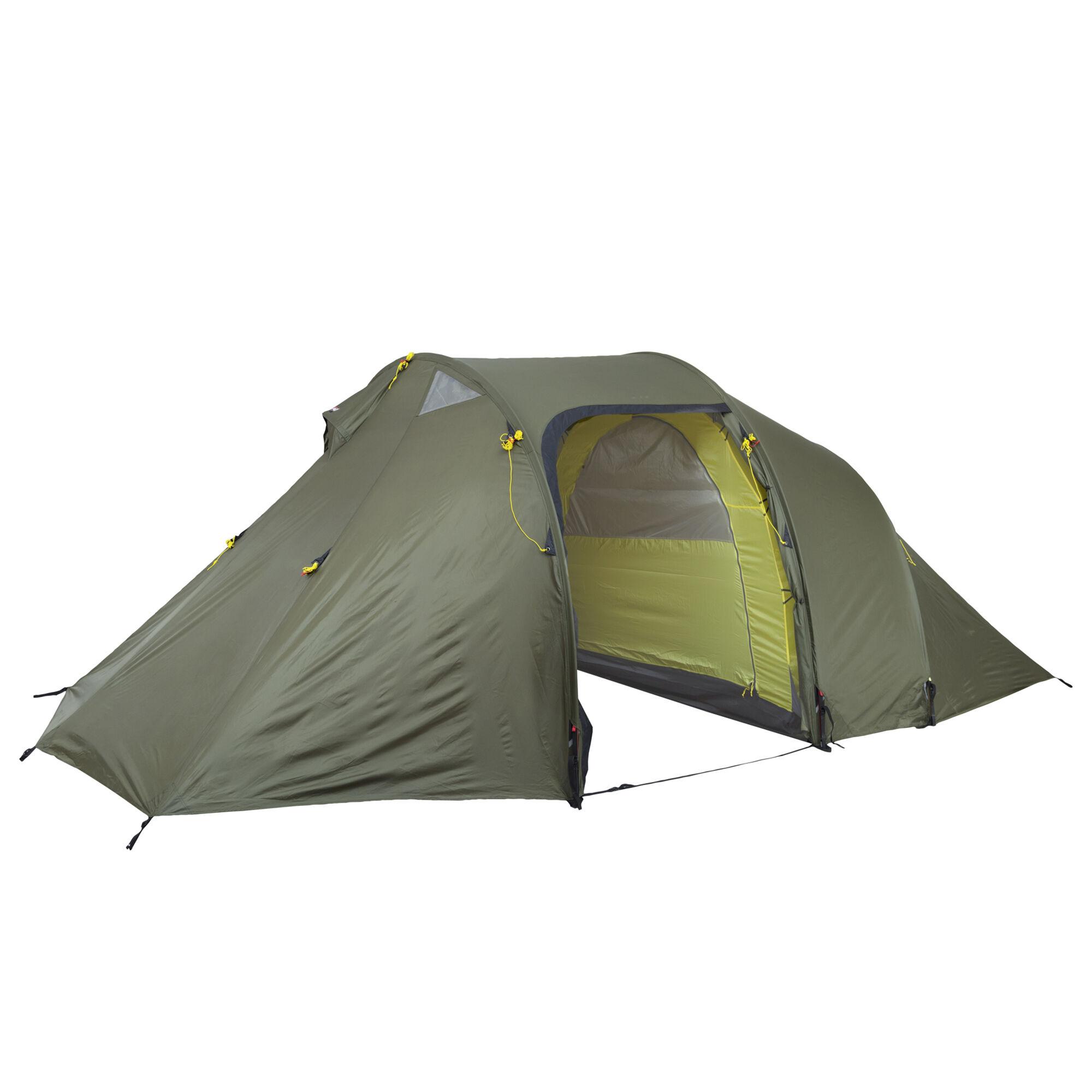 Basecamp telt & lavvo